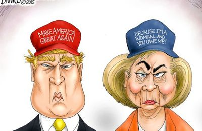 USA: Mascarade électorale yankee et autre… L'Illusion démocratique bat son plein !