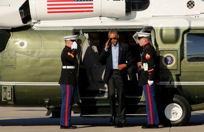 """Le président Obama et ses principaux conseillers de politique étrangère devraient se réunir aujourd'hui pour examiner les options concernant la Syrie: la """"dernière réunion""""..."""