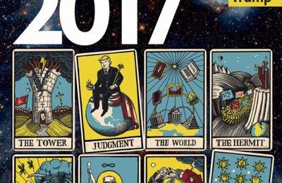 4ème MAJ: Le journal The Economist nous souhaite une Bonne année 2017 = n'annonce rien de bon !!!