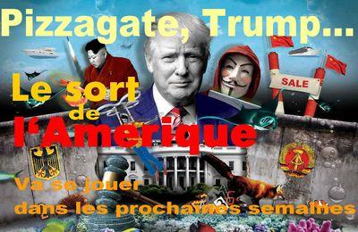 Pizzagate, Affaire Podesta : Le sort de l'Amérique va se jouer dans les prochaines semaines