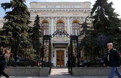 RUSSIE : cyber-attaque coûte 18 millions d'euros à la banque centrale = (vers des représailles sur les banks US?)
