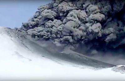 Un volcan russe se réveille après 250 ans de sommeil