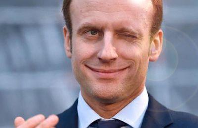 L'homme de paille : Macron découvre son programme pour l'Enseignement Supérieur...et avoue ne pas le comprendre (MAJ)