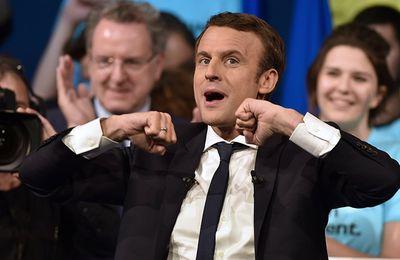 Pas encore Président, Macron menace la Pologne de sanctions