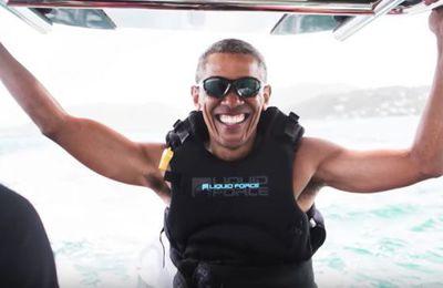 Que fait Barack Obama depuis qu'il a quitté la Maison Blanche ?