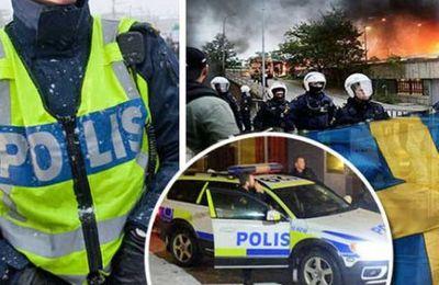 Suède. Zones de non droit: La police appelle désormais à l'aide.