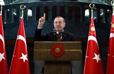 Erdogan plus dangereux que Poutine pour l'Otan, selon un expert