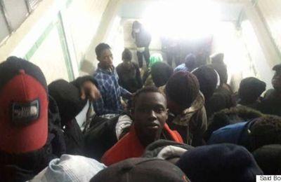 Algérie: des rafles de migrants dans des trains indignent des ONG