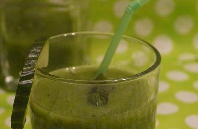 Green smoothie detox #Compile moi un menu de Janvier