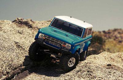 Vaterra Ford Bronco Ascender RTR - VTR03031