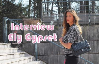 "Interview ""blogueuse"" : Ely Gypset"