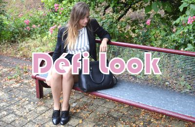 Défi look : Chic en short