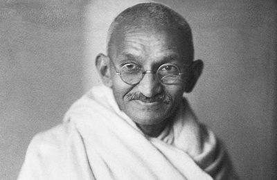 12 citations de Gandhi/ 12 quotes of Gandhi