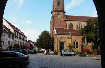 Eglise St Martin - Ansa - Ensisheim (68)