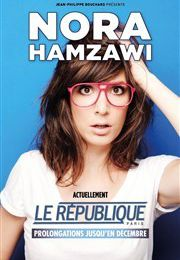 Nora Hamzawi, cette pépite