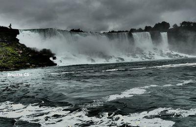 Mes plus belles photos des chutes du Niagara...