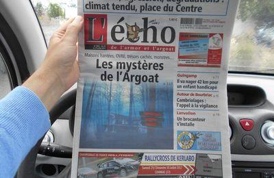 Les mystères de l'Argoat