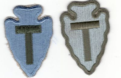 la 36th Infantry division américaine