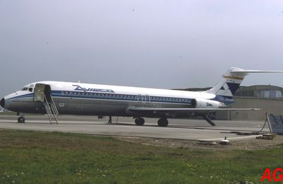Le Mac Donnell Douglas MD-80 (4)