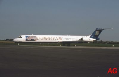 Le Mac Donnell Douglas MD-80 (5)