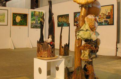 Artistes Lorrains derniers jours à ALSTOM-NANCY