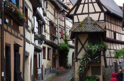 Eguisheim et la cave Ginglinger