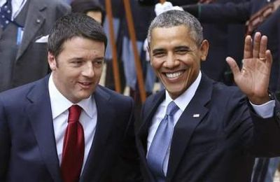 Flux de migrants: Obama et Renzi insistent sur une solution en Libye