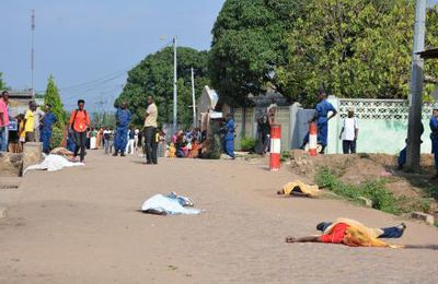 Burundi: quatre civils, dont un enfant, tués à la grenade à Bujumbura (responsable et témoins)