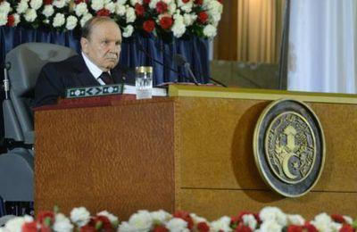 L'Algérie révise sa Constitution pour préparer l'après-Bouteflika