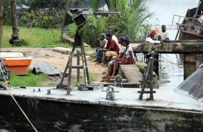 Nigeria: sept personnes retenues en otage dans le sud-est du pays