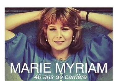 Marie Myriam ► 40 Ans de carrière ◄