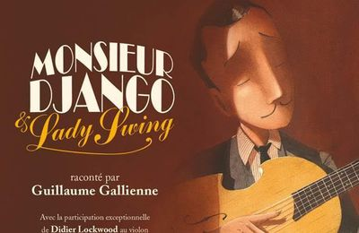THE AMAZING KEYSTONE BIG BAND présente MONSIEUR DJANGO & LADY SWING