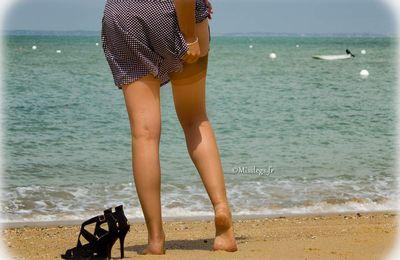 Où est-elle... la fille aux bas nylon ;)