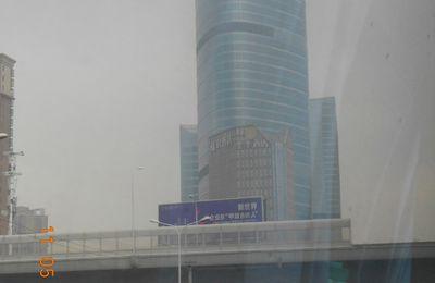 Structures en Chine