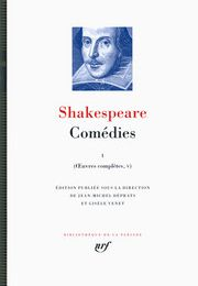 """Comédies, I"", de William Shakespeare"