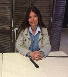 """""""Rencontre avec Christine Montalbetti"""", Sainte-Cécile les Vignes (05/05/17)"""