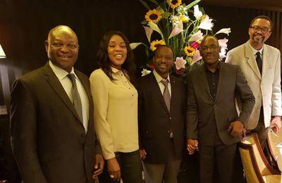 Côte d'Ivoire ( #CIV ) : seconde rencontre entre Guillaume Soro et Toussaint Alain à Paris  ( #Afp )