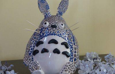 Eggsprime chez Mon voisin Totoro...