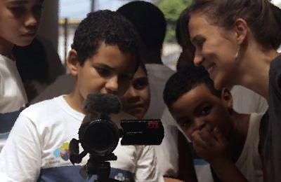 Le programme international d'éducation au cinéma, édition 2015-2016