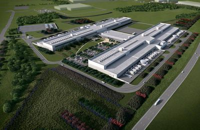 FACEBOOK to open a new data centre