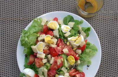 Salade express de saison