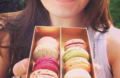 Danielle Marques Vitali- Nutrição e Gastronomia na França – 2016
