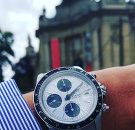 La montre du jour : Tudor Prince Date chrono