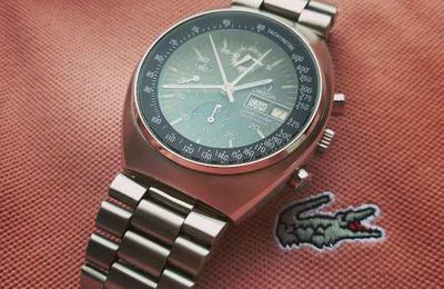 La montre du jour : Omega Speedmaster Mark 4.5