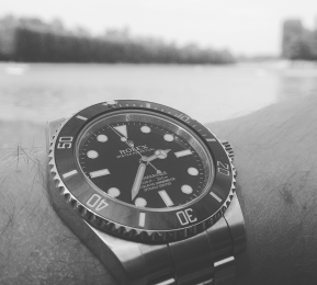 La montre du jour : Rolex Submariner 114060