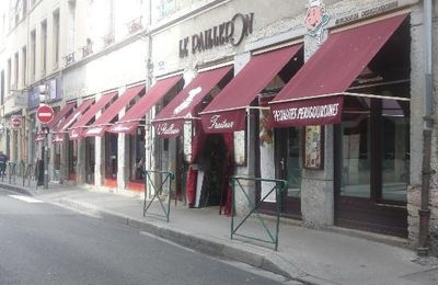 Le Pailleron - Restaurant lyonnais avis