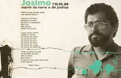 Padre Josimo Tavares tué le 10 mai 1986 : 30 ans