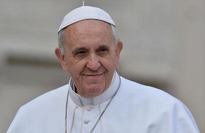 Video du pape François