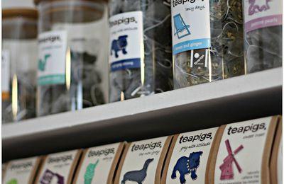 Dégustation TeaPigs chez Sophie's Store à Talence
