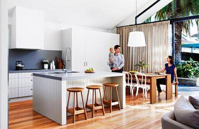 Jolie maison australienne